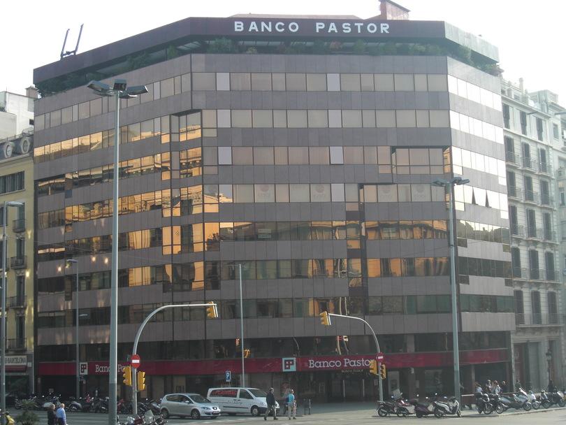 Здание банка Pastor