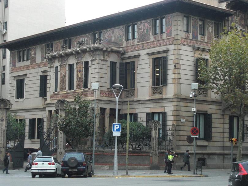 Здание правительства Каталонии