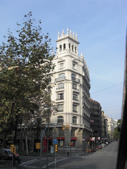 Здание жилого дома