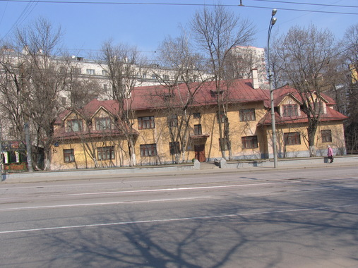 ул. Стромынка дом 9, Москва