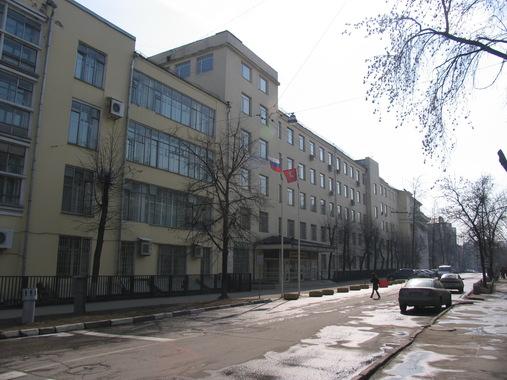 Стромынка ул., 18 Москва