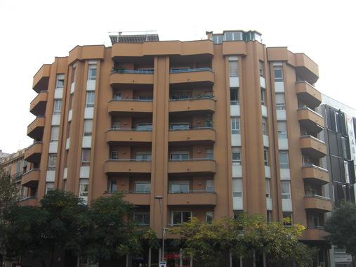 Здание жилого дома в олимпийской бухте