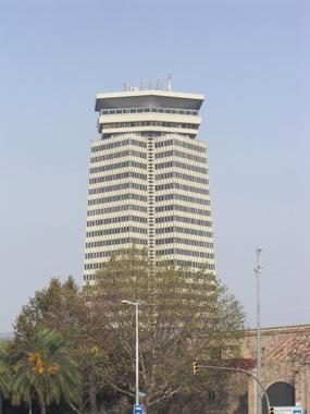 Офисное здание на Avinguda Paral.lel