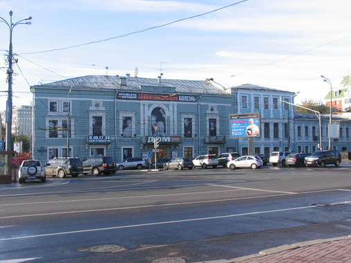 ул. Петровка дом 14, Москва