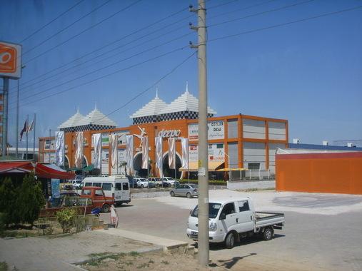Магазинчик в Кемере