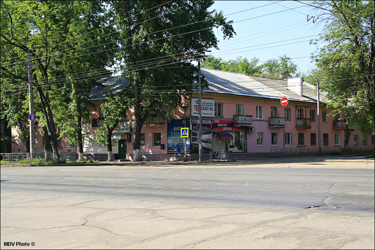 Самарские сталинки (отр.адм.)