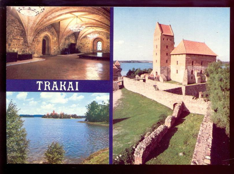 Литва. Тракай