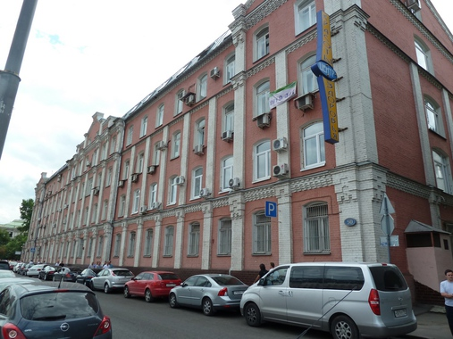 Озерковская набережная, дом 50