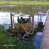 Дноуглубительные работы. Очистка водоемов. Плавающие экскаваторы и земснаряды. Благоустройство водоемов и прилегающих территорий