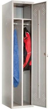 Шкаф для одежды металлический  LS(LE)-11-40D