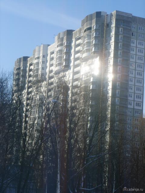 КОПЭ-М-Парус, планировка и перепланировка квартир (отред. адм.) что за серия дома