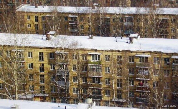 жилые дома класса 3-здн, 1-510 и другие серии