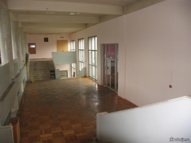 интерьеры третьего этажа ДК ЗИЛ