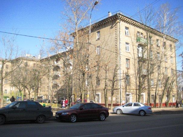 Индивидуальный проект сталинской застройки