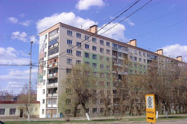 серия домов 1Р-303-12  (отр.адм.) фото