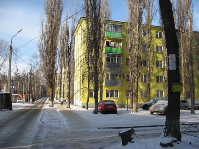 Серия дома 1-467 - фото и планировки квартир