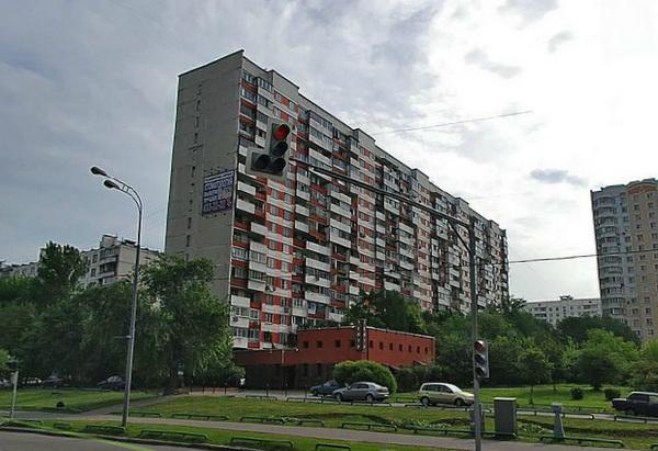 Москва проспект Вернадского, 125