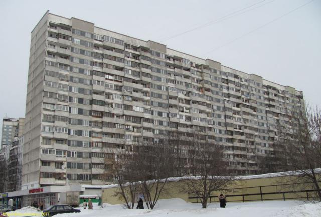 Москва проспект Вернадского, 113