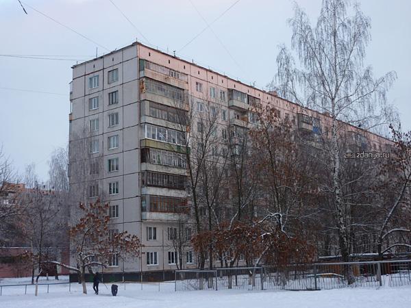 Серия домов 1-515/9м - панельные девятиэтажки