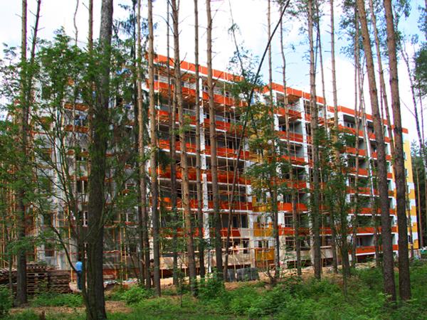 ЖК Яхонтовый лес