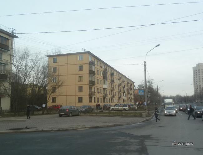 Типы и серии домов в Спб