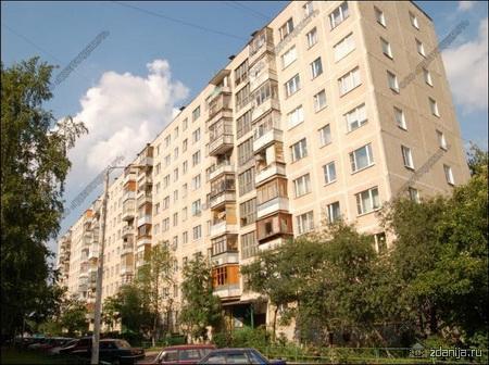 дом серии 1-464А-53МК (отр.адм.)