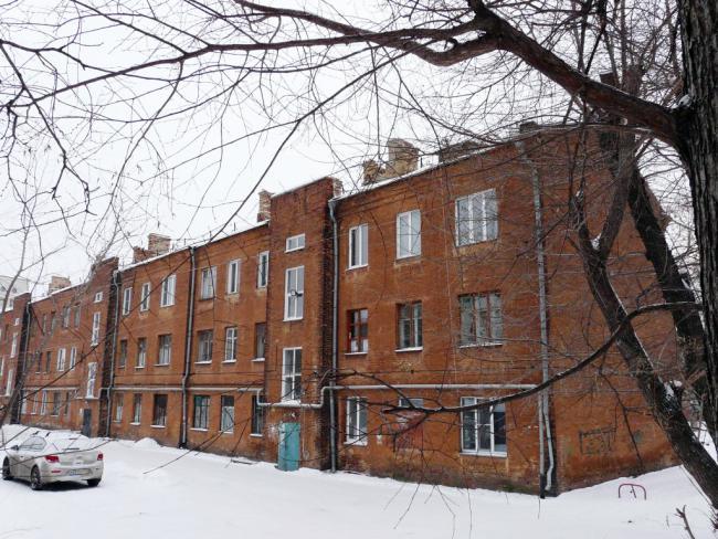 Помогите с серией 3-этажки 1930 г.п.