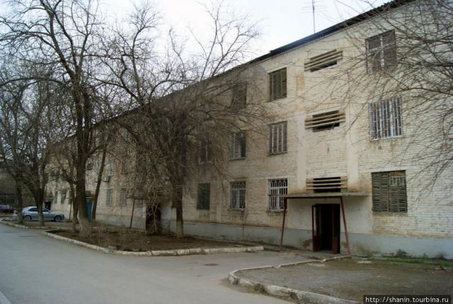 Дом в Ашхабаде, 1968-2