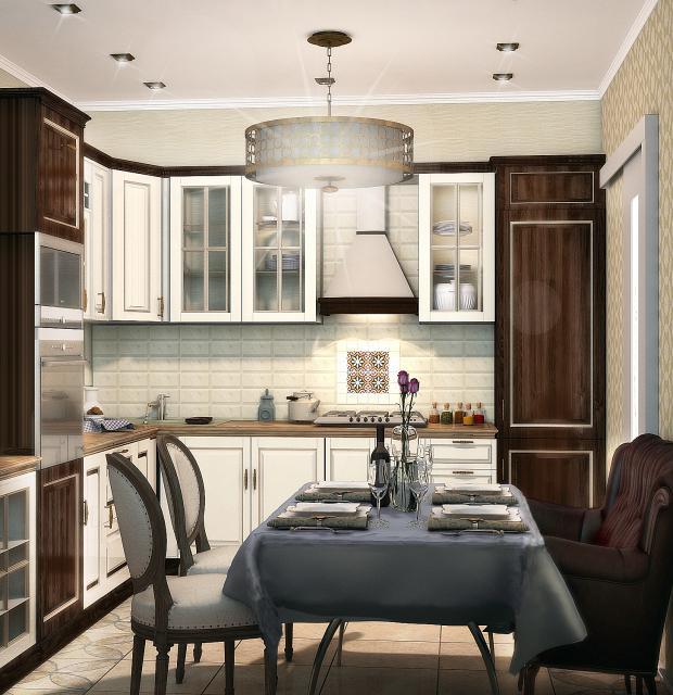 Кухня.Вид 2
