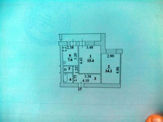 Планировка двукхкомнатной квартиры серии 86 (отр.адм.) Помогите определить серию квартиры. И как её можно перепланировать.