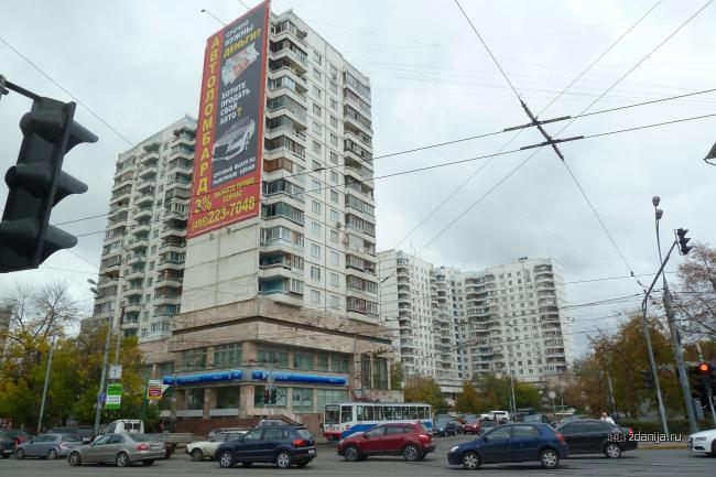 Москва, Сокольническая площадь, дом 9 корп. 2