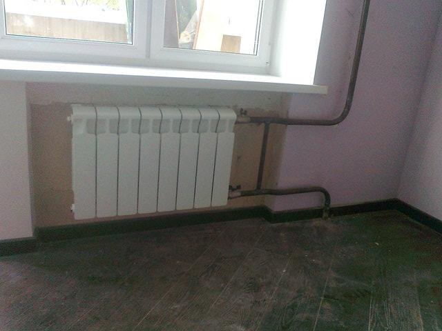 Газосварка.Замена радиаторов,батарей отопления,труб газосваркой в Москве и области.