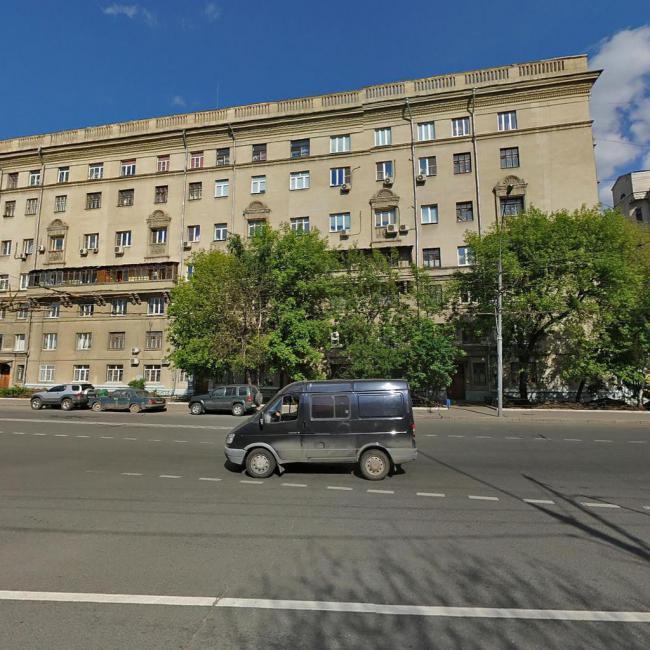 Москва, Новослободская ул., дом 73/68, информация о доме
