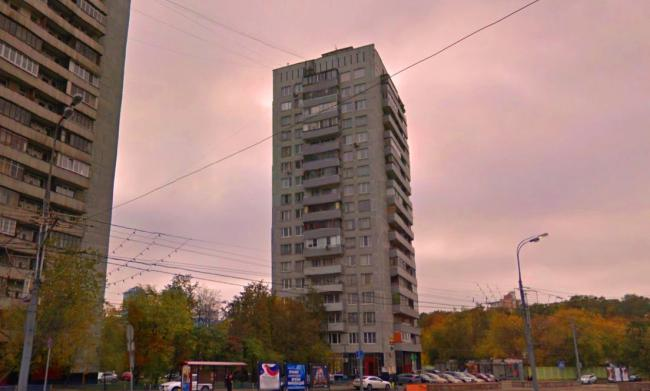Москва, Волоколамское шоссе., дом 45, информация о доме