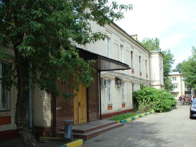 Москва, Каланчевская ул., дом 22, информация о доме