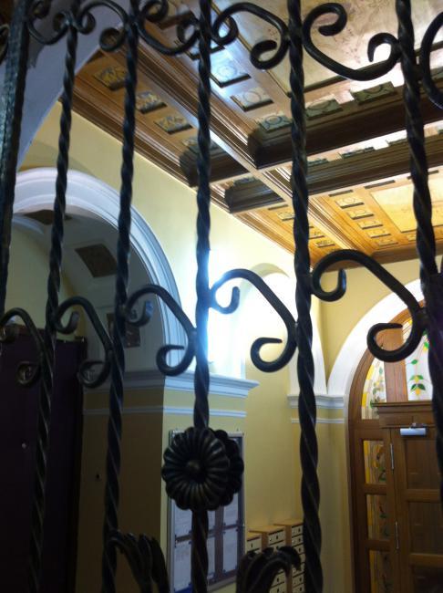 Москва, Казенный Б. пер., дом 5, информация о доме