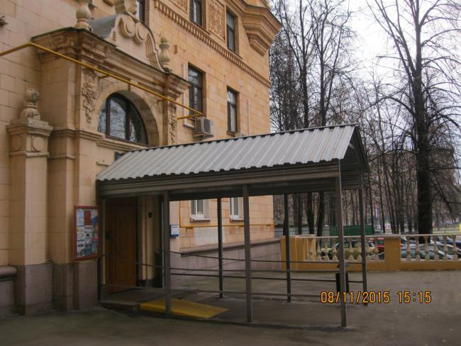 Москва, Ломоносовский пр-кт., дом 14, информация о доме