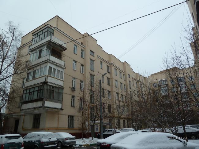 2-ой Троицкий переулок д.6А стр.3, Мещанский, Москва