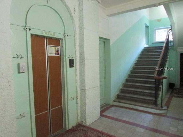 Москва, Садовая-Кудринская улица, дом 28-30 (ЦАО, район Пресненский)