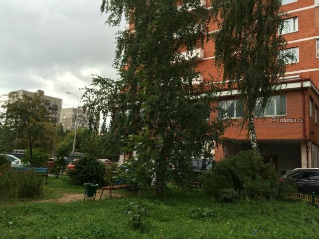 Москва, Веерная улица, дом 22, корпус 3 (ЗАО, район Очаково-Матвеевское)