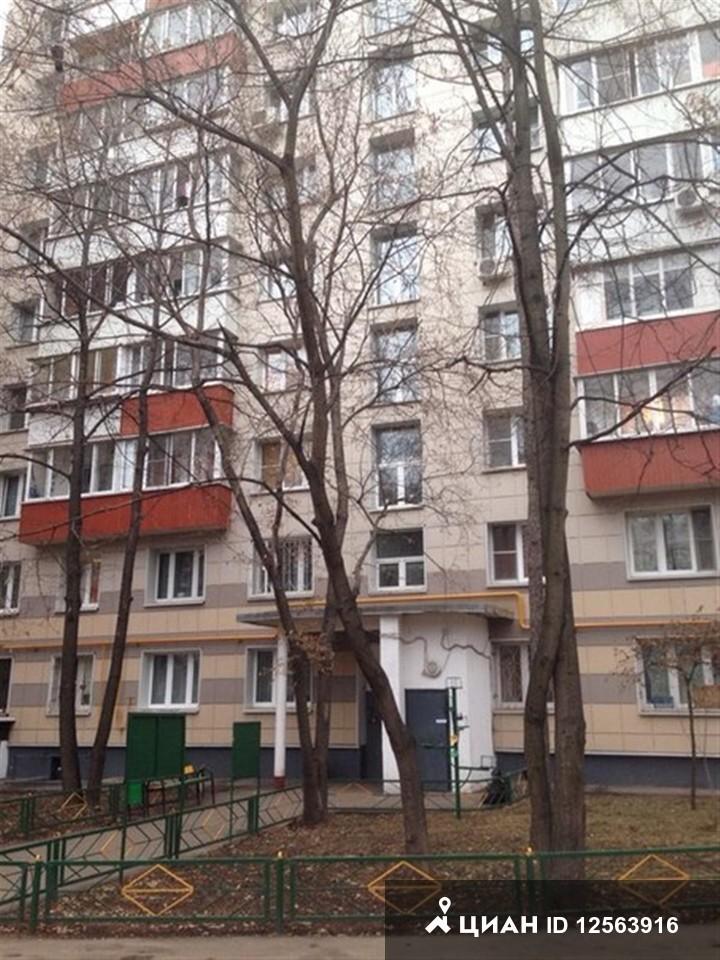 Москва, сколковское шоссе, д.8, серия ii-18-01/12 (зао, райо.