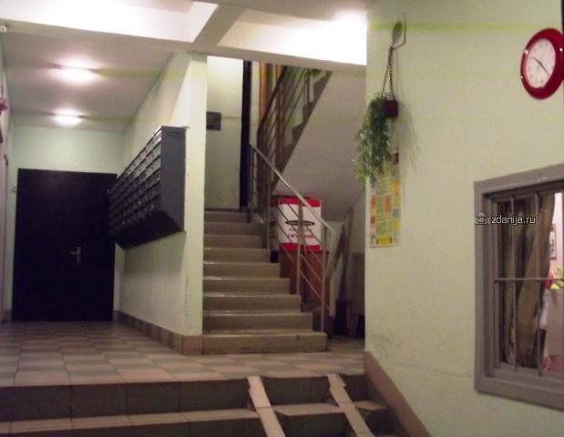 Москва, улица Богданова, дом 10, корпус 2, Серия П-44т (ЗАО, район Солнцево)