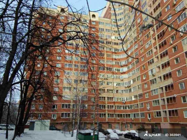 Москва, улица Екатерины Будановой, дом 20, корпус 1 (ЗАО, район Кунцево)