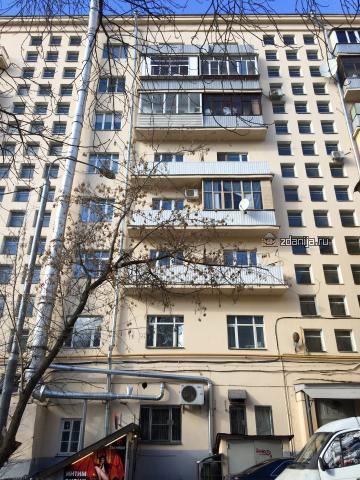 Москва, Краснопрудная улица, дом 22-24 (ЦАО, район Красносельский)