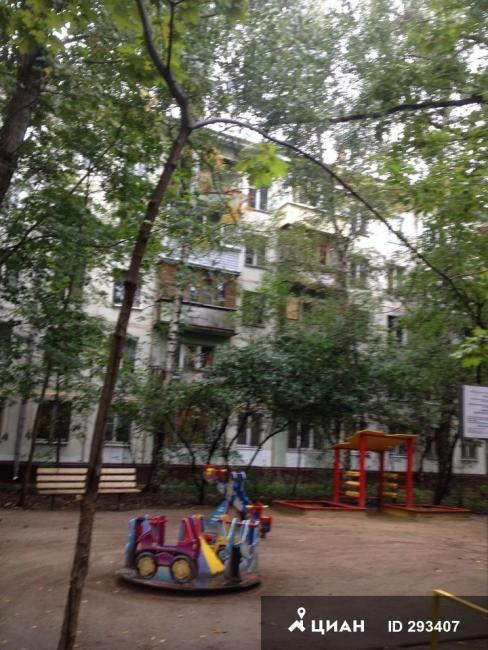 Москва, улица Вострухина, дом 6, корпус 4, Серия I-515 (ЮВАО, район Выхино-Жулебино)