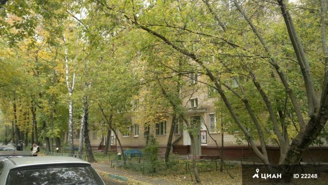 Москва, Чонгарский бульвар, дом 18, корпус 1 (ЮАО, район Нагорный)