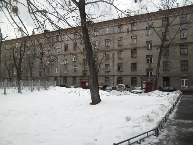Москва, Нижегородская улица, дом 90, корпус 2, Серия II-01 (ЮВАО, район Нижегородский)