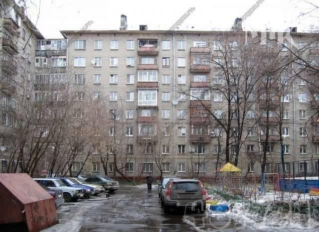 Москва, Планетная улица, дом 49, Серия: II-01 (САО, район Аэропорт)