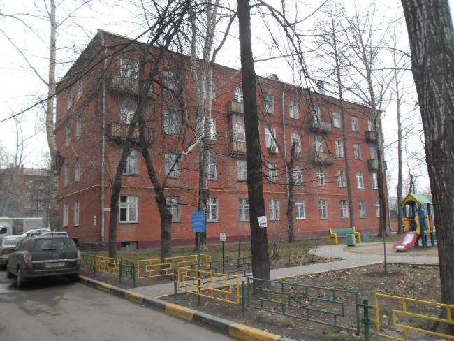 Москва, 5-й Донской проезд, дом 21, корпус 7, Серия II-01 (ЮАО, район Донской)
