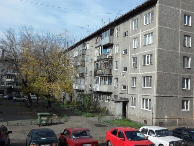 Москва, Ярославская улица, дом 16, Серия II-01 (СВАО, район Алексеевский)